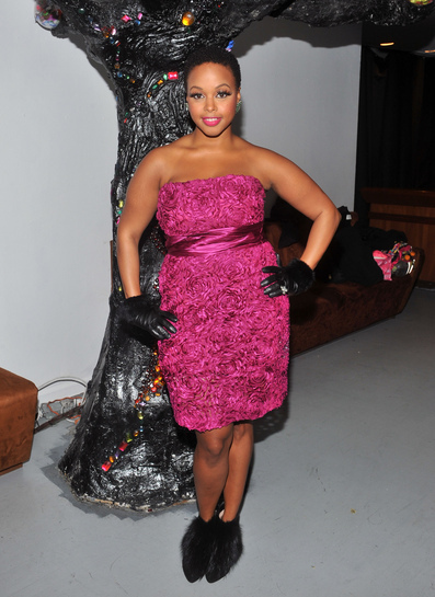 "Chrisette Michele's ""Let Freedom Reign"" Tea Party"