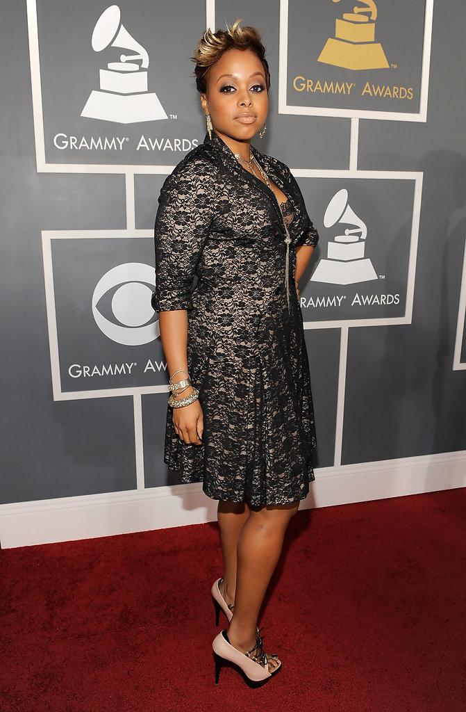 Chrisette+Michele+51st+Annual+Grammy+Awards+qVTZnPBOq5Kx