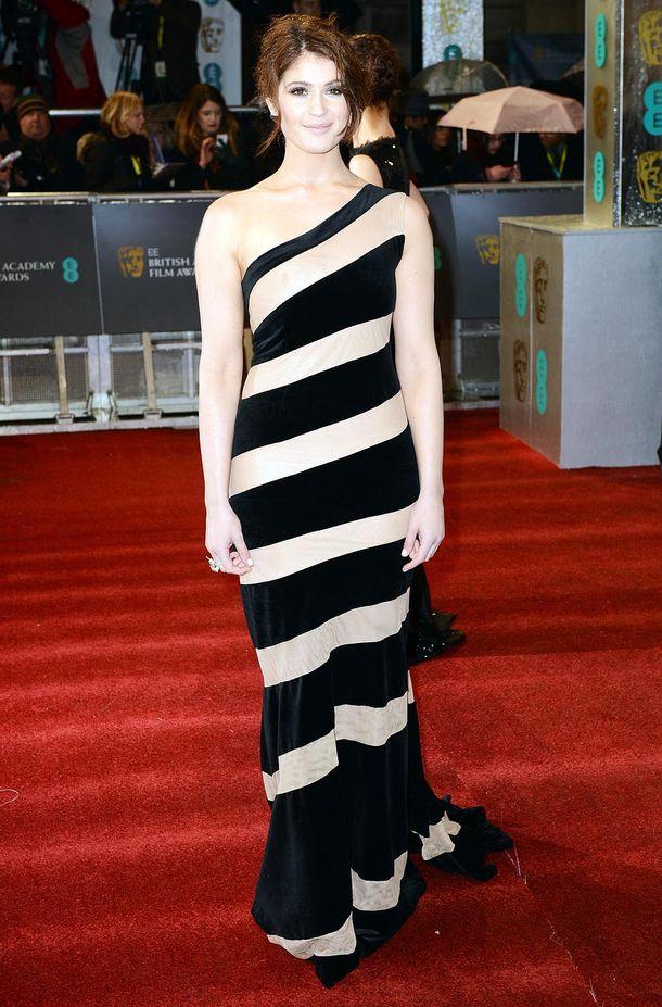 Gemma+Arterton+attends+The+EE+British+Academy+Film+Awards