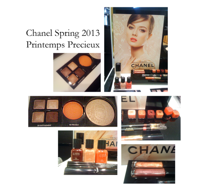 Chanel Spring 2013 Make up Kit