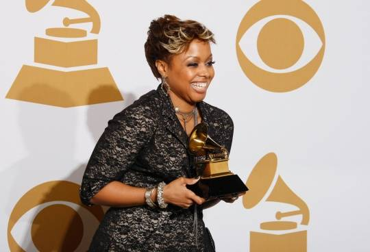 Chrisette Michele Grammys