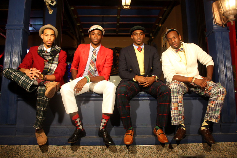 Men in Plaid + The X Stylez Blog 3