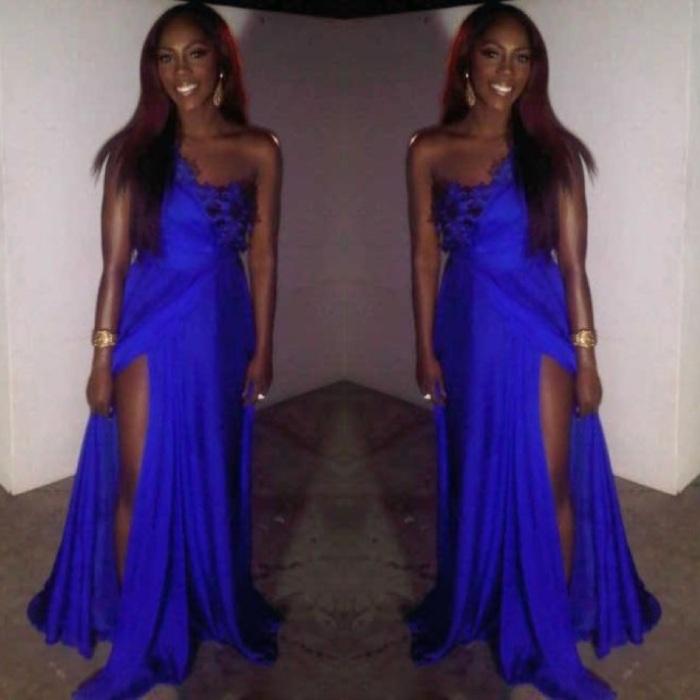 Tiwa Savage outfit 3