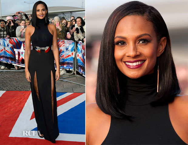 Alesha-Dixon-In-Aqua-Britain's-Got-Talent-Cardiff-Auditons