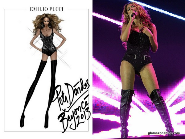 beyonce-mrs-carter-tour-emilio-pucci-nappa-leather-bodysuit-zip-detail-beaded-crocodile