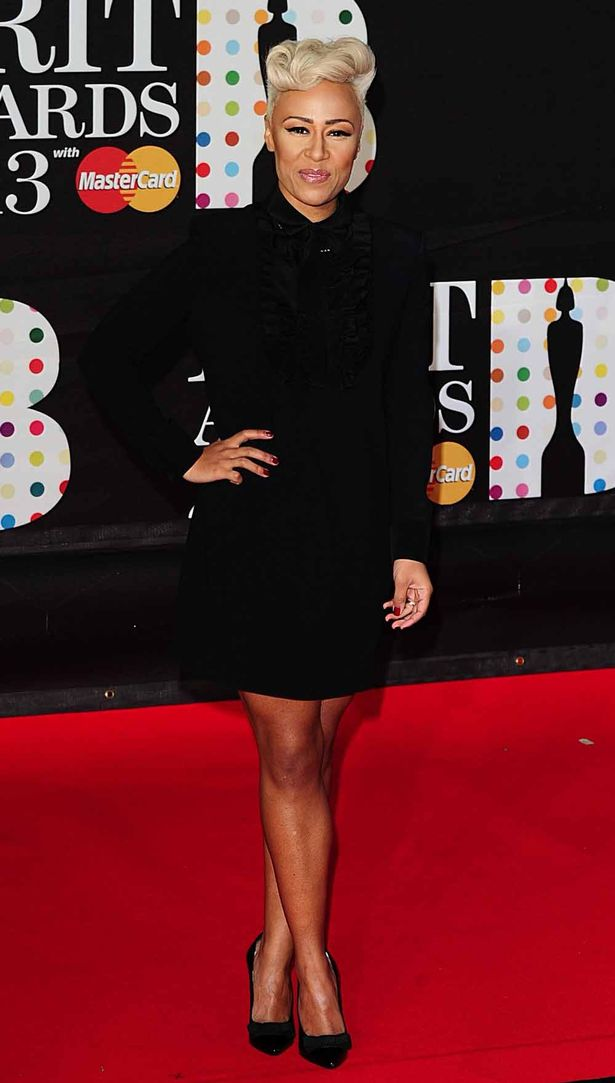 Emeli+Sande+arriving+for+the+2013+Brit+Awards