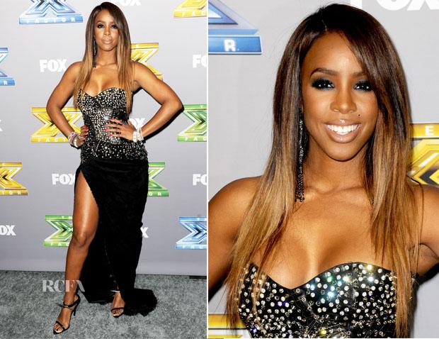 Kelly-Rowland-In-Balmain-X-Factor-Finale