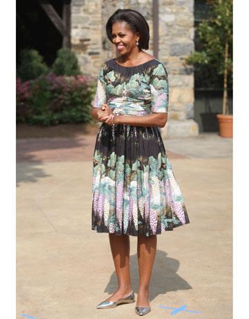 hbz-michelle-obama-print-sundress-style-de