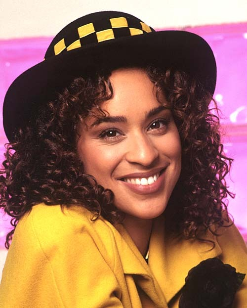 """THE FRESH PRINCE OF BEL-AIR"" Pictured:  Actor KARYN PARSONS as Hillary Banks."