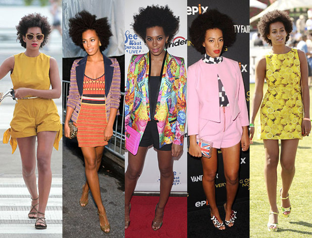 Solange-Knowles-colourful-print