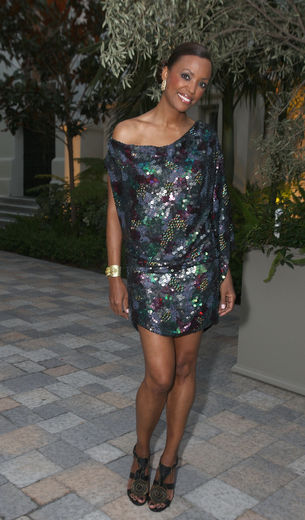 Aisha Tyler Birthday Party Hosted By Grey Goose