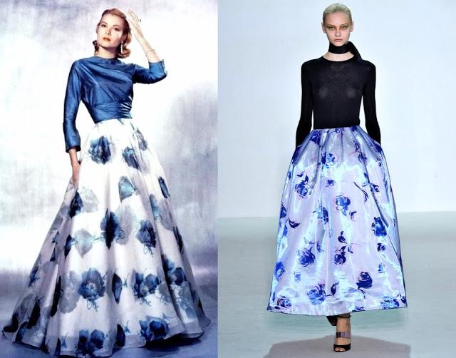 INSPIRATION Grace Kelly 1957... Christian Dior SS--2013 (1)