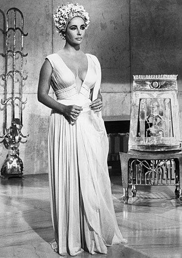 Style Icon Elizabeth Taylor Silhouette Trend