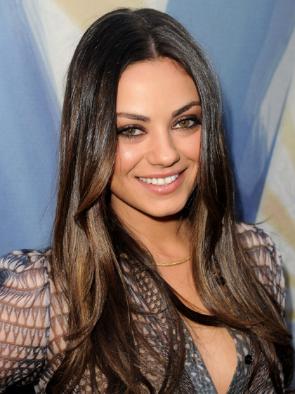 oval-face-shape-hairstyles-mila-kunis