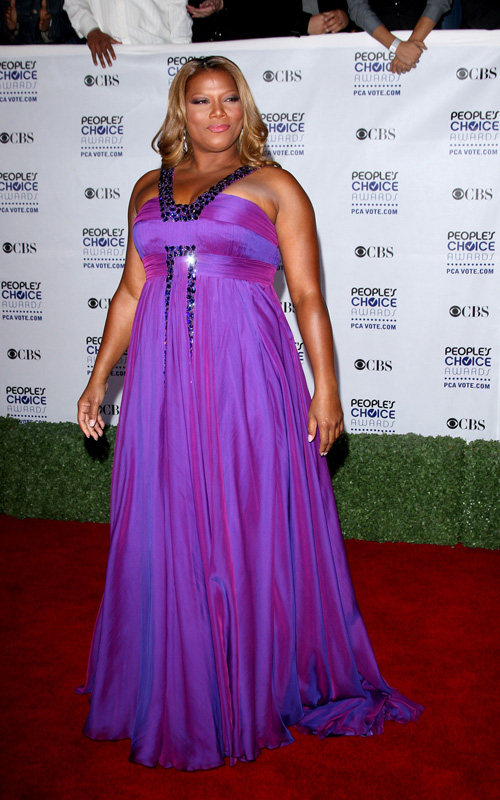 35th Annual People's Choice Awards - Arrivals