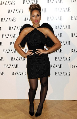 Harper's Bazaar launch party in Madrid, Spain - 17 Feb 2010