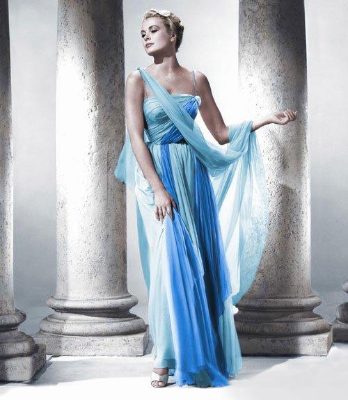 to-catch-a-thief-blue-gown-publicity-shot