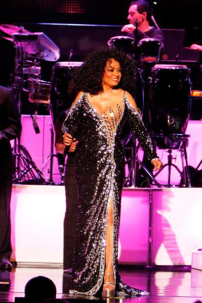 Diana Ross In Concert - May 21, 2010