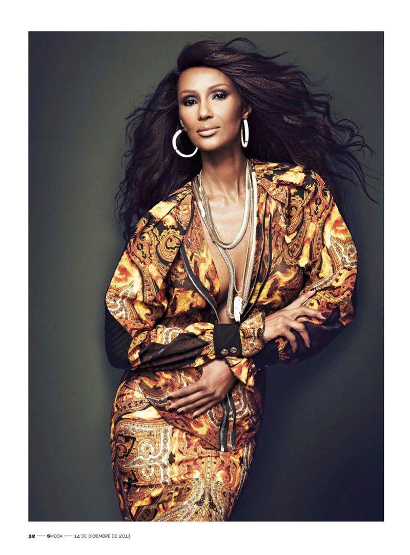 Iman Vs Chanel Iman Modelling Editorial Tips Silhouette