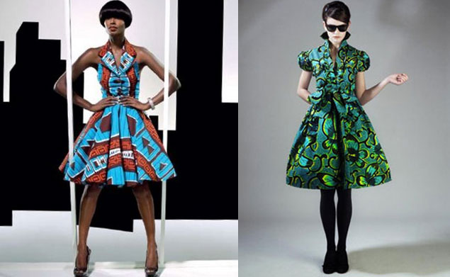 Trend african print styles