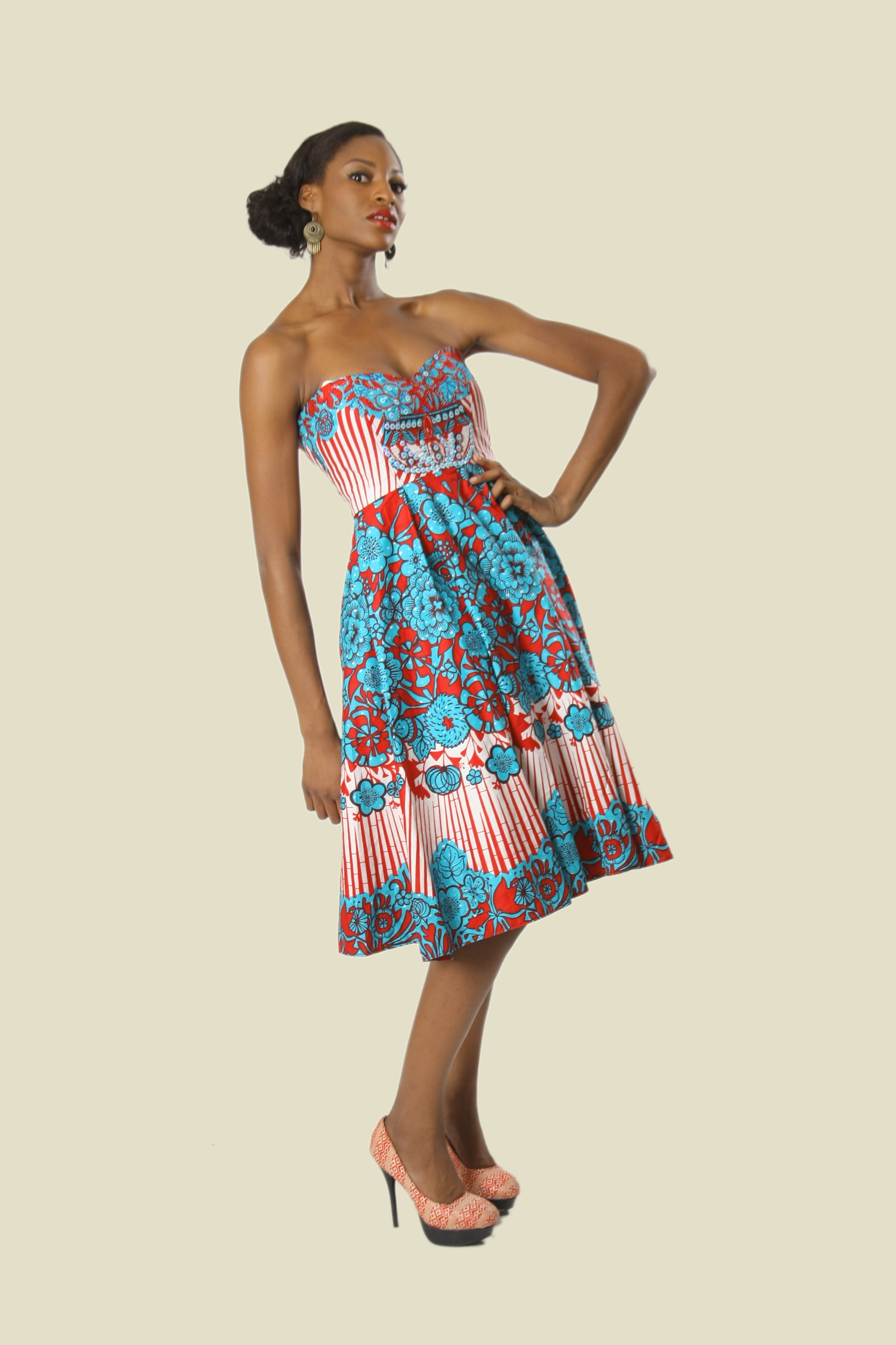 african print dresses pictures to pin on pinterest pinsdaddy