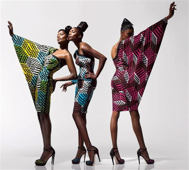 African Print Fashion: Vlisco, The African Fashion Titan From Holland