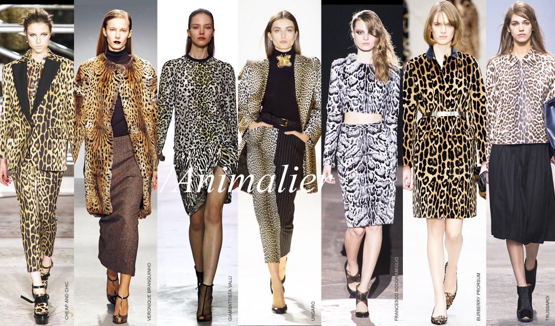 fallwinter 20142015 trend silhouette trend