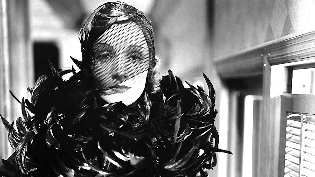Feathers 2 Marlene Dietrich Shanghai Express