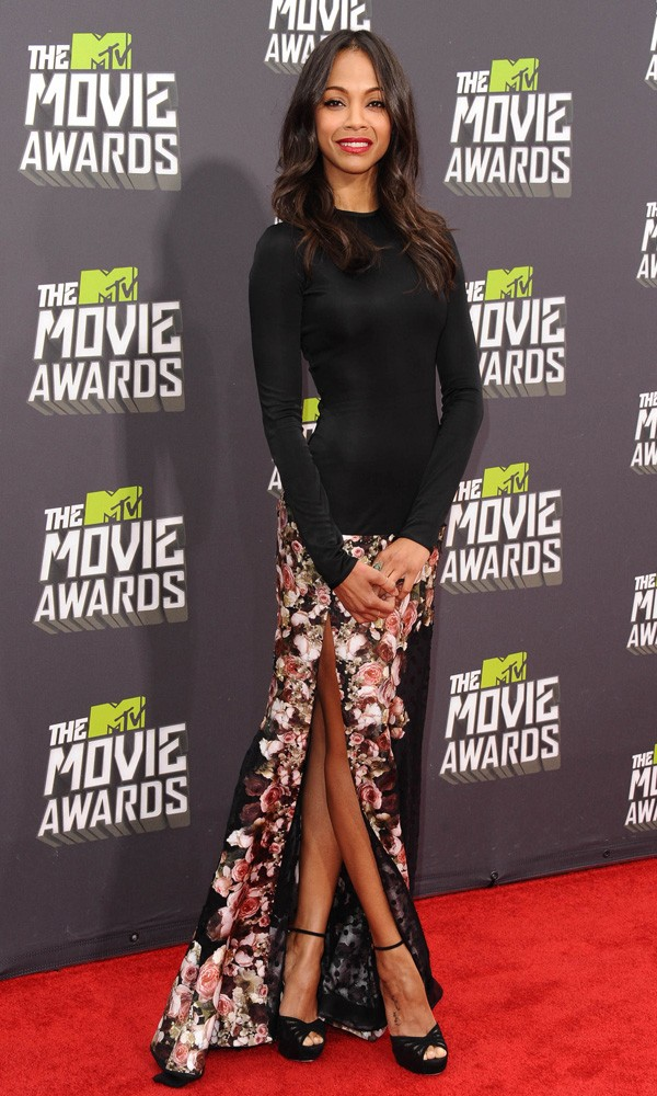 Zoe-Saldana2013-MTV-Movie-Awards-150413
