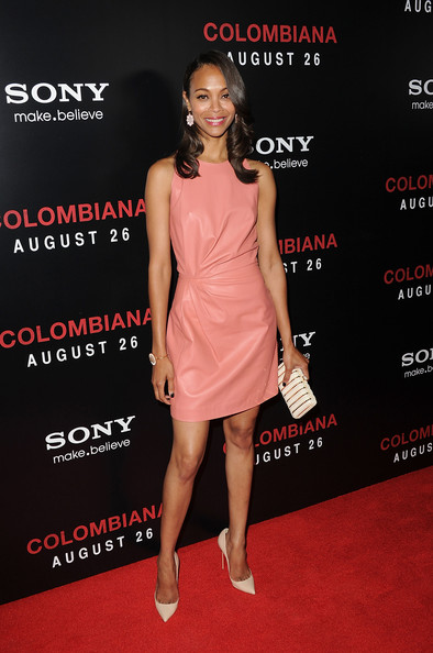 Zoe+Saldana+Dresses+Skirts+Cocktail+Dress+Md32QbeI39Ll