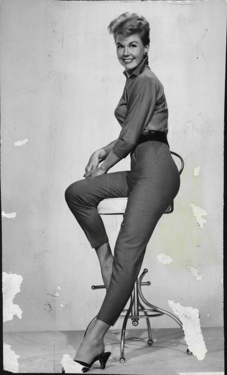 Style Icon: Doris Day Style Tips For The Athletic Silhouette ...
