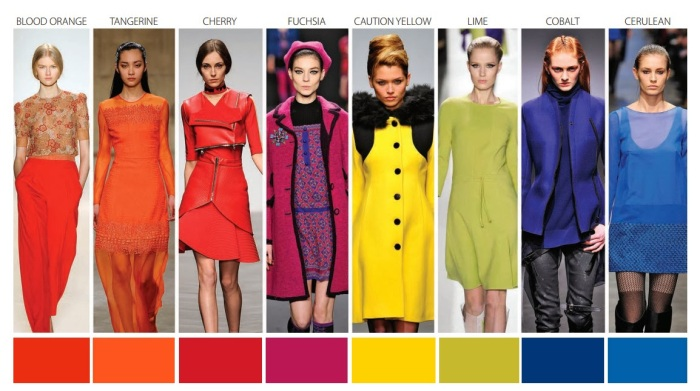 colour trends 2014 millarefashion