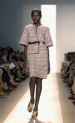 Peter Som Fashion Week