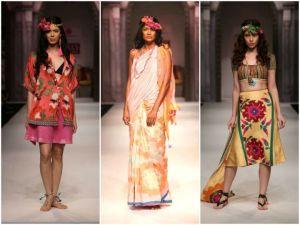 Spring Summer Trends 2014- Florals Wills Fashion week – Anupama Dayal