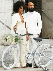 Solange Knowles Marries Alan Ferguson In New Orleans