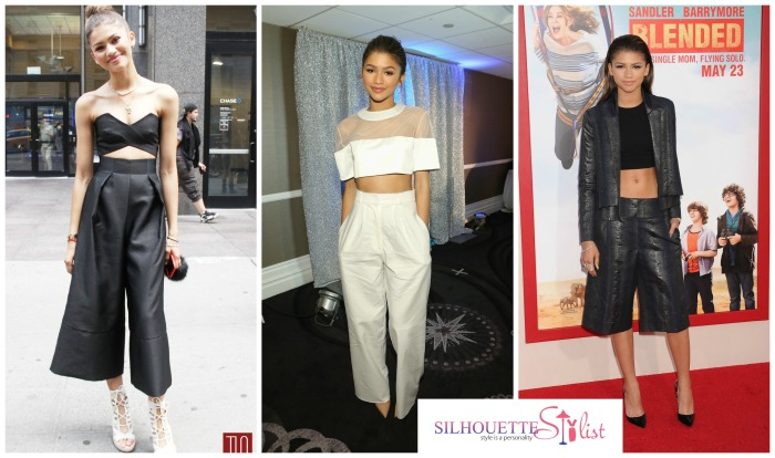 3 Times Zendaya Coleman wore culottes