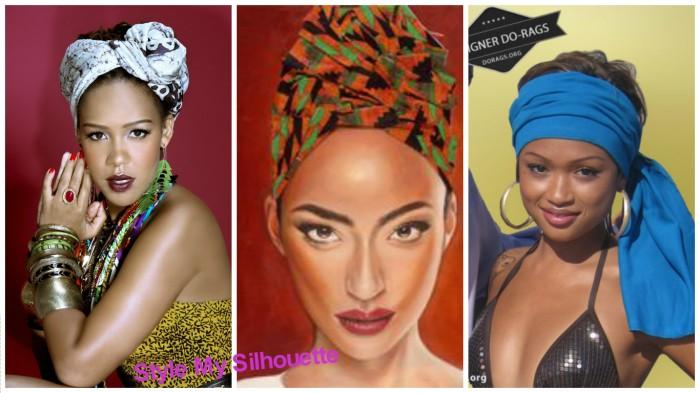 African head rag