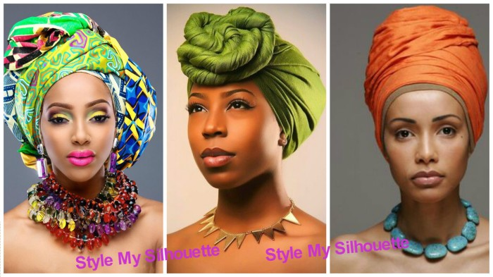African headwraps