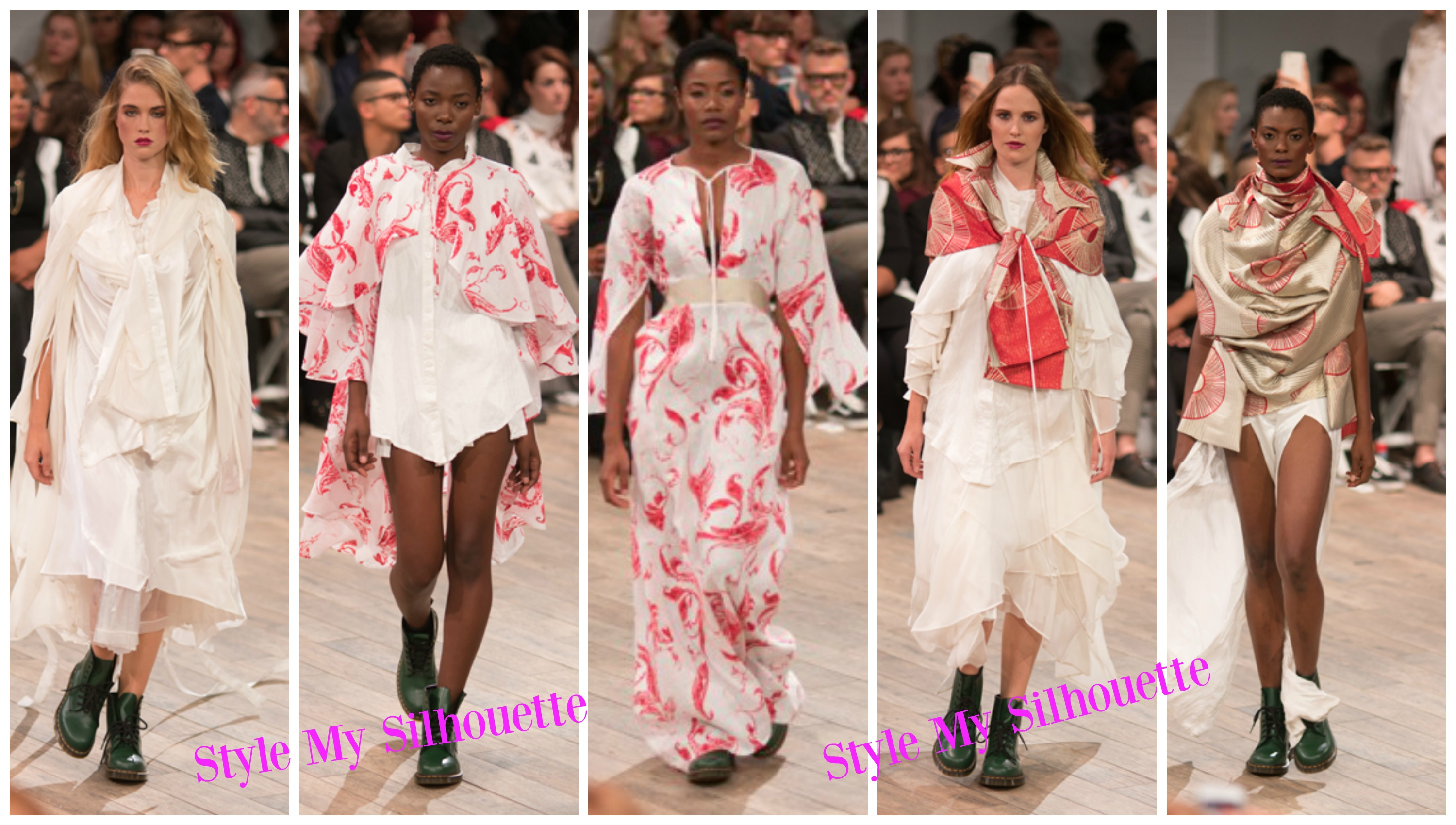 The South Africa Fashion Week 2016 Clive Rundle Spring Summer 2016 Silhouette Trend