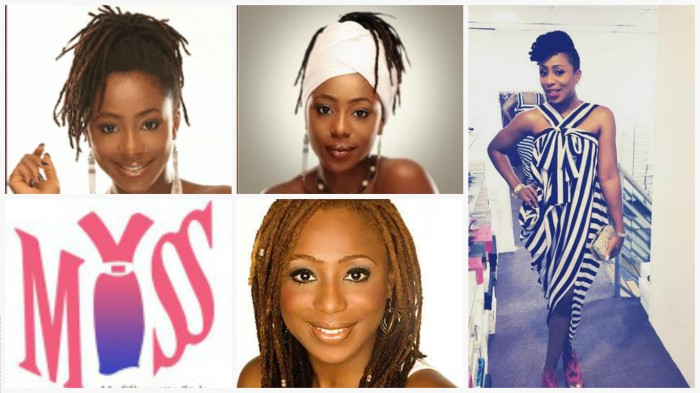 Dakore Akande natural hair locs