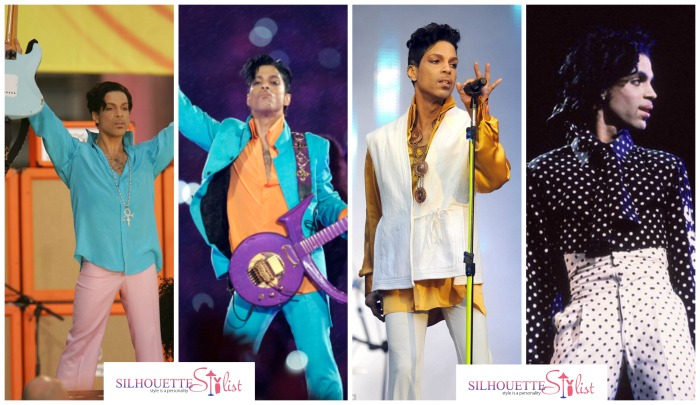 Prince color blocking