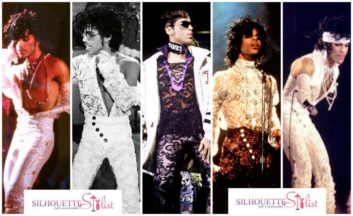 Prince in lace