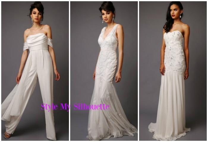 Virgos Lounge Contemporary Bridal collection