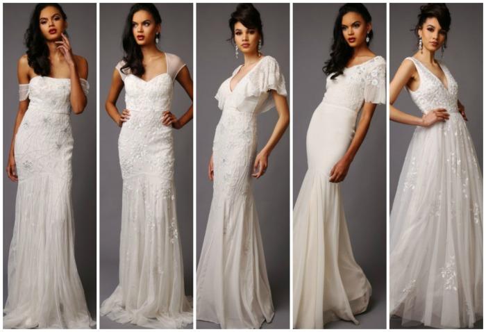 Virgos Lounge Wedding dresses