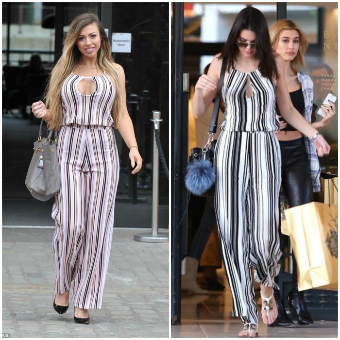 Kendall Jenner Vs. Holly Hagan