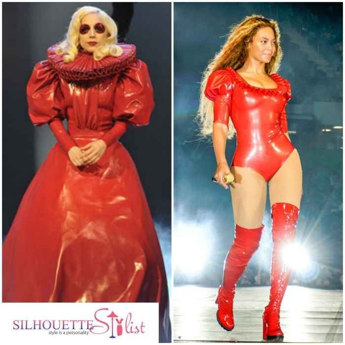 Latex Queens Lady Gaga Vs Beyonce