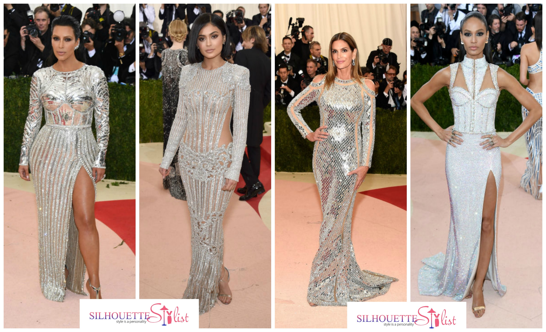 Metallic Party Dresses